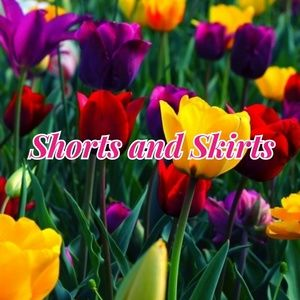 Pants - Shorts/ Skirts